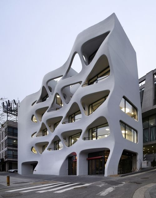 Hands Corporation Headquarters by The System Lab