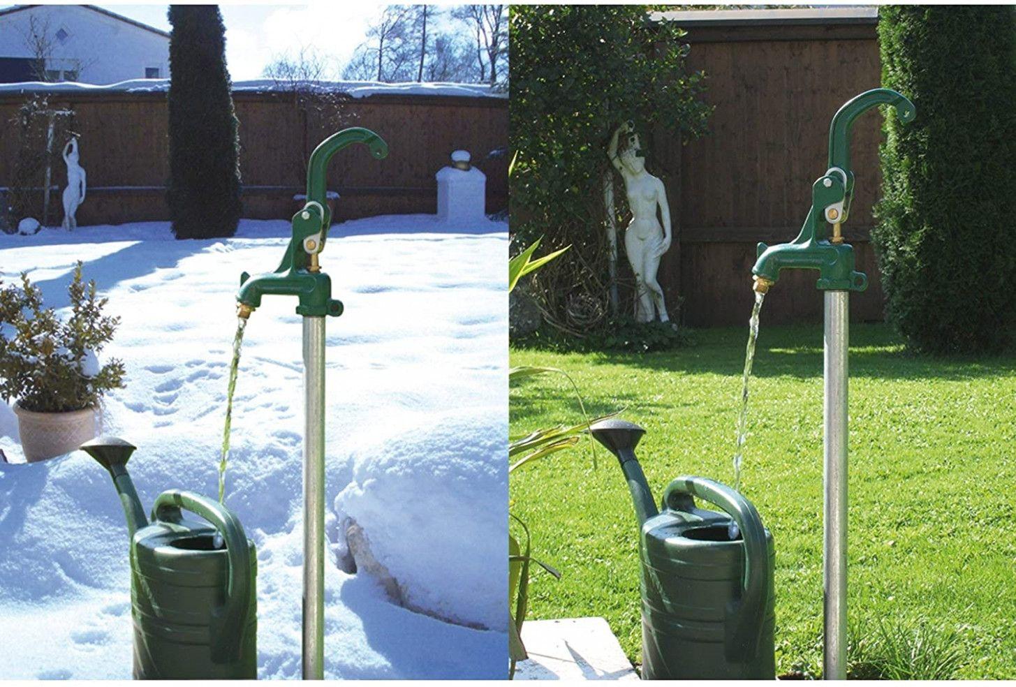 Wasserzapfstelle Garten Frostsicher Wasserzapfstelle Aussenwasserhahn Wasserhahn