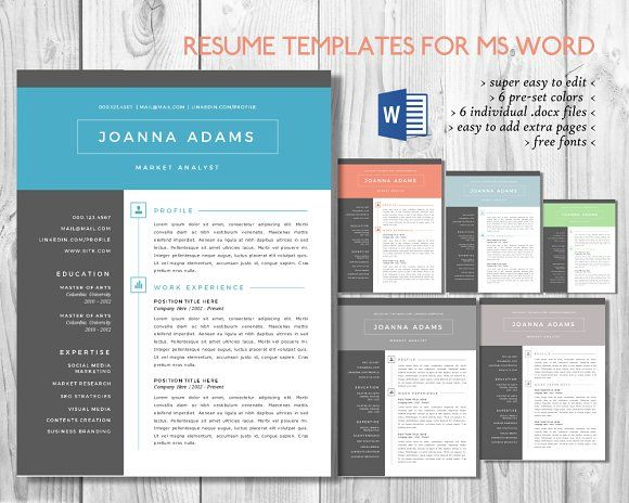 Big bar 2 pages Word resume Resume, Bar and Words - resume 2 pages