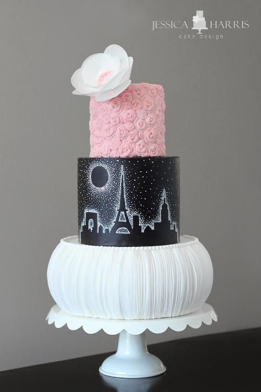 Learn Fondant Cake Design Ideas With Jessica Harris On Craftsy