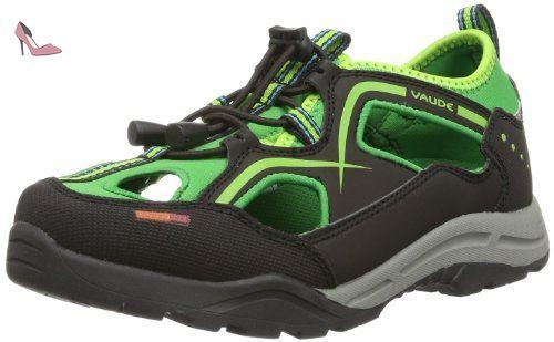 VAUDE Kids Leeway Ceplex, Chaussures de Fitness mixte enfant, Gris (grau), 36