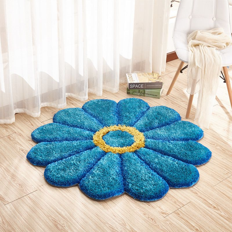 3d Sunflower Carpets For Living Room Warm Home Area Rugs For Bedroom Computer Chair Floor Mat Hallway Cloakroom Carpet Rug Rugs On Carpet Rugs Floral Rug #sunflower #rug #for #living #room