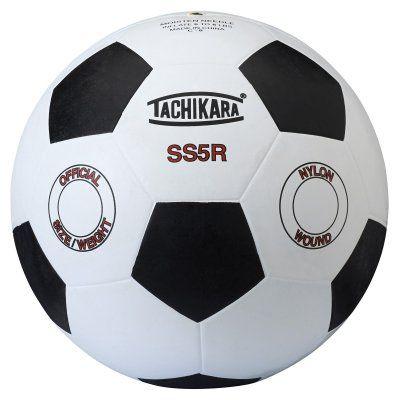 Tachikara SS5R Soccer Ball - Size 5 - SS5R, Durable