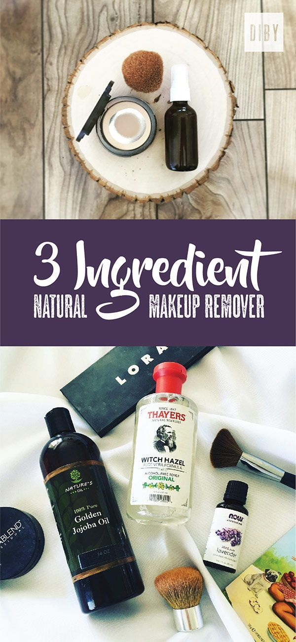 7 Natural Diy Makeup Remover Recipes For Healthy Skin 7 Natural DIY Makeup Remover Recipes for Healthy Skin Diy Makeup diy makeup remover