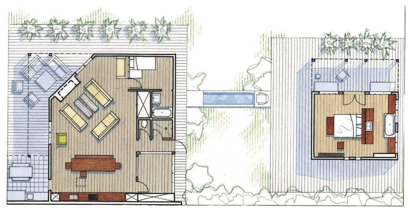 100 Incroyable Idées Plan Maison Cap Ferret