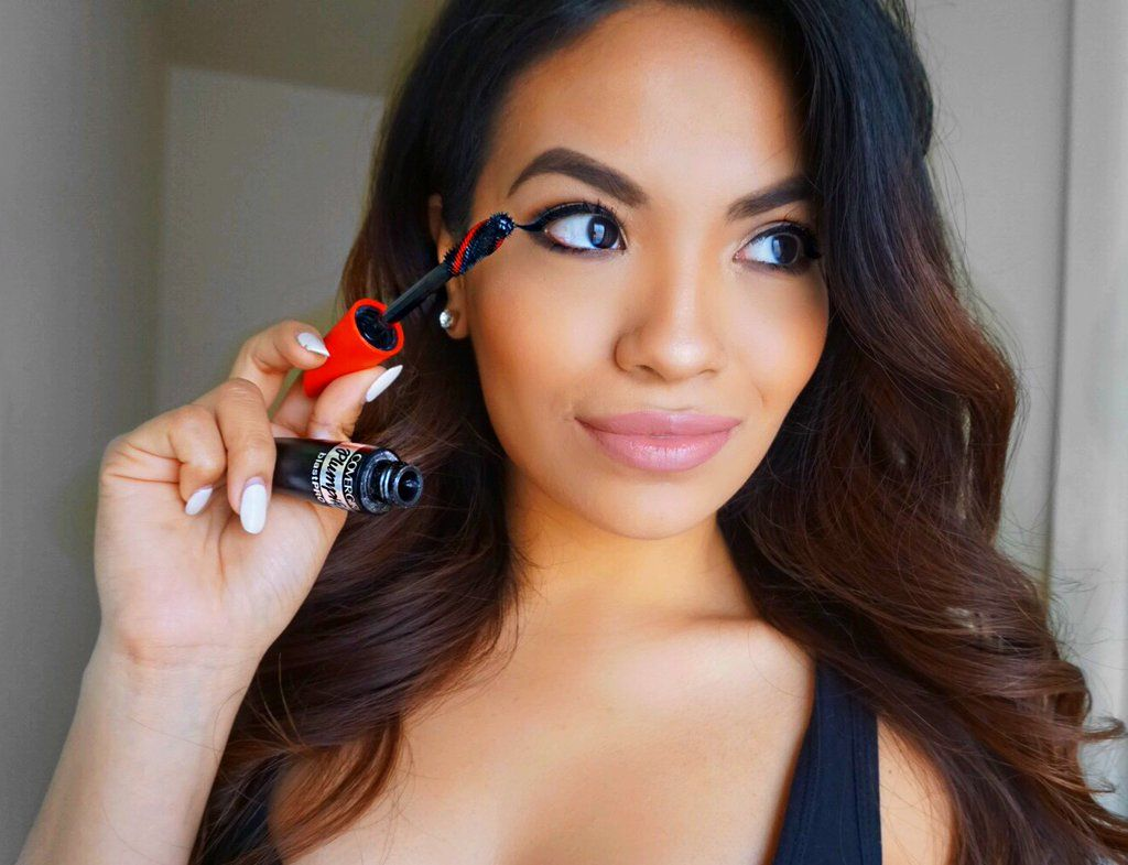 belindaseleneKeeping it natural by using @COVERGIRL #Plumpify Mascara on my lashes. No falsies here #ad
