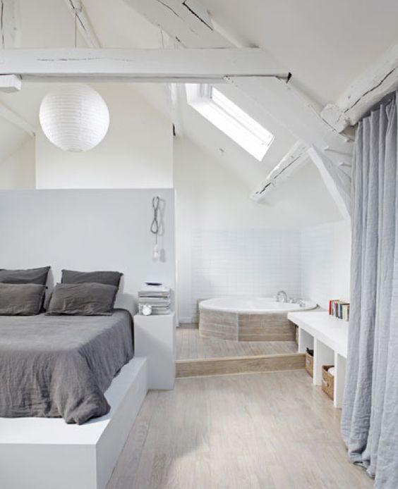 Photo of Combles: 50 aménagements sublimes sous les toits
