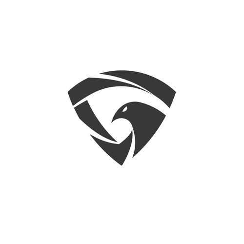 Falcon Logos The Best Falcon Logo Falcon Logo Logo Images Logo Design Creative