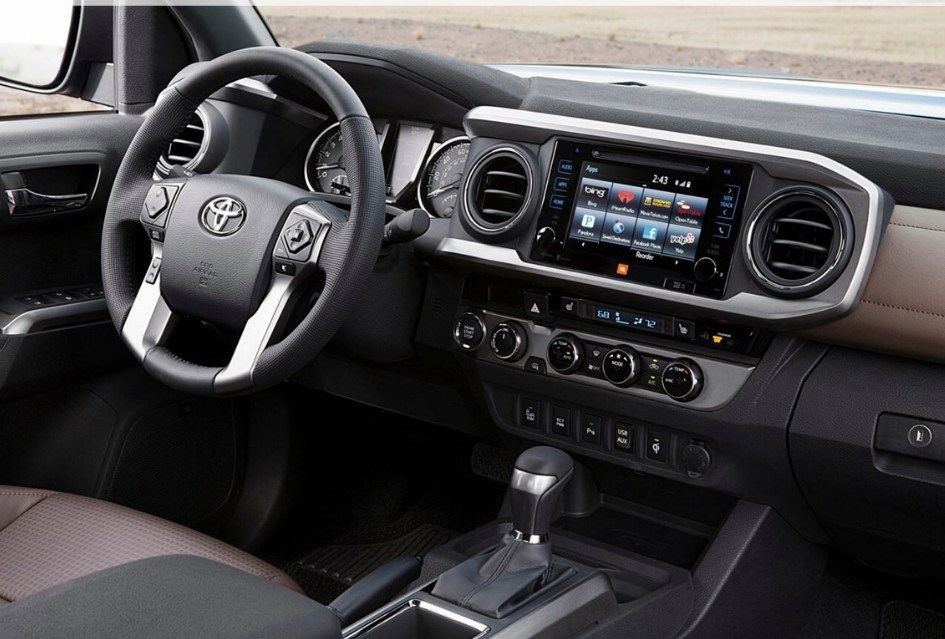 2020 Toyota Tacoma Trd Pro Cabin And Tools Toyota Tacoma Trd Pro Toyota Tacoma Interior Toyota Tacoma