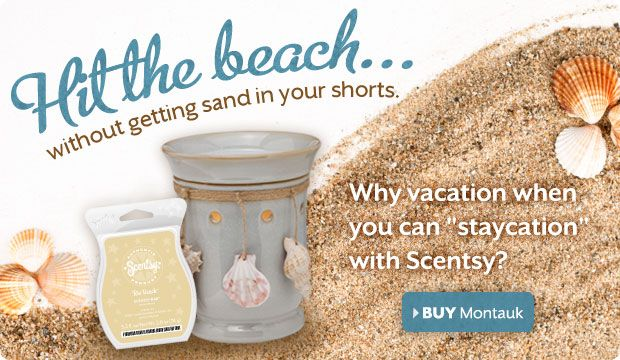 Hit the beach without getting sand in your shorts.  Why vacation when you can