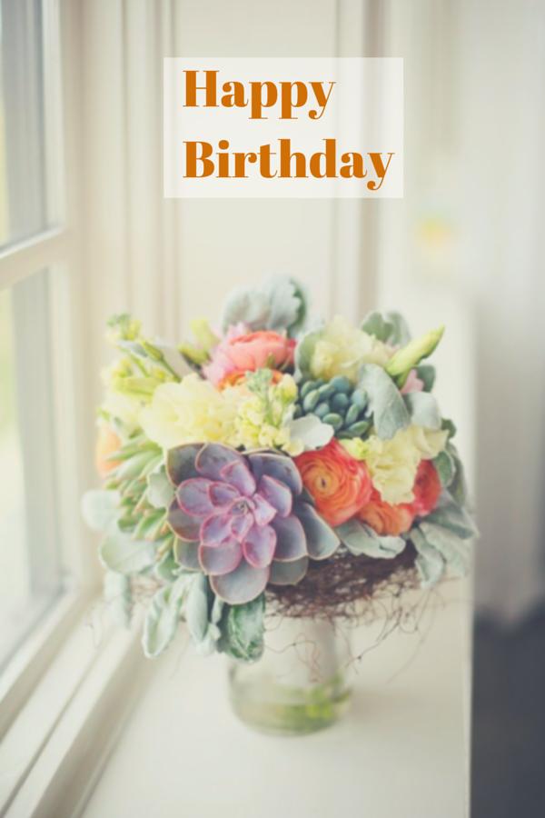 Mazzo Di Fiori Happy Birthday.300 Great Happy Birthday Images For Free Download Sharing
