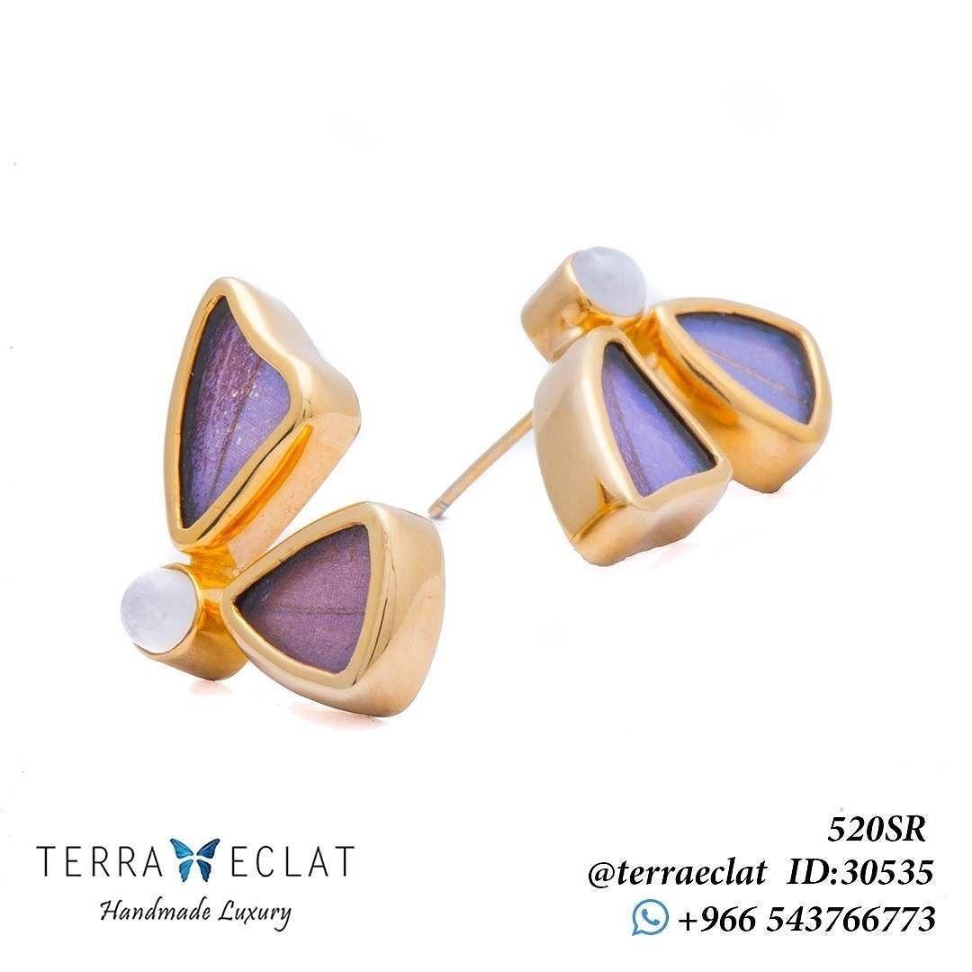 30353 السعر 520 ريال قطع منفردة و مميزة للطلب واتس اب 00966543766773 زورونا الأندلس مول جدة بوابة 2 أ Unique Gemstones Jewelry Art Real Butterfly Wings