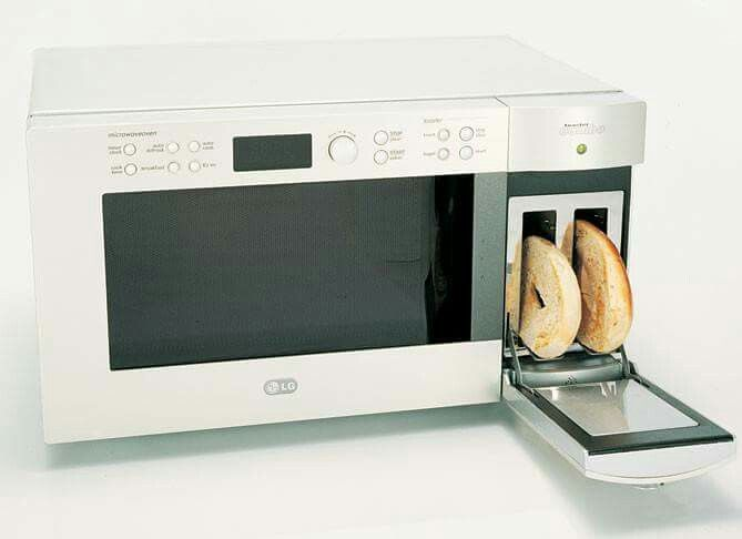 Micro Toaster Convection Tiny Kitchen Microwave Toaster Oven