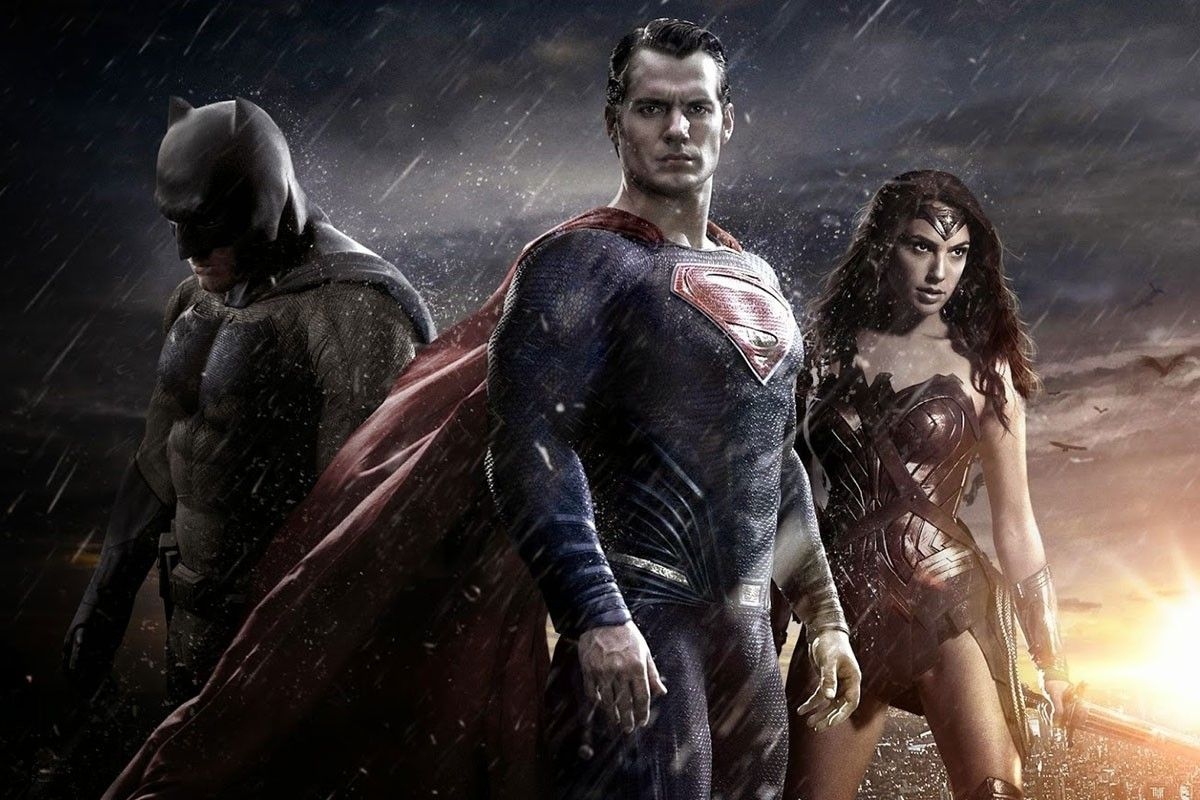 #BatmanVsSuperman: confira o novo trailer do filme >> http://glo.bo/1YKIddz