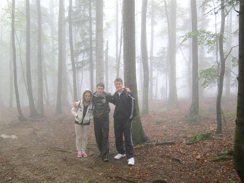 The hike.