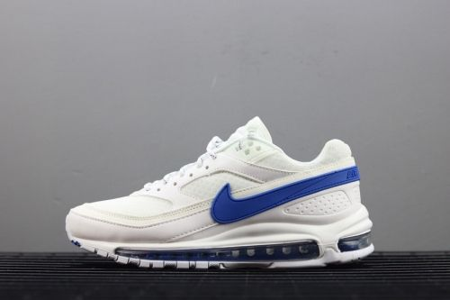 Buy Skepta x Nike Air Max 97 BW Summit White Hyper Cobalt