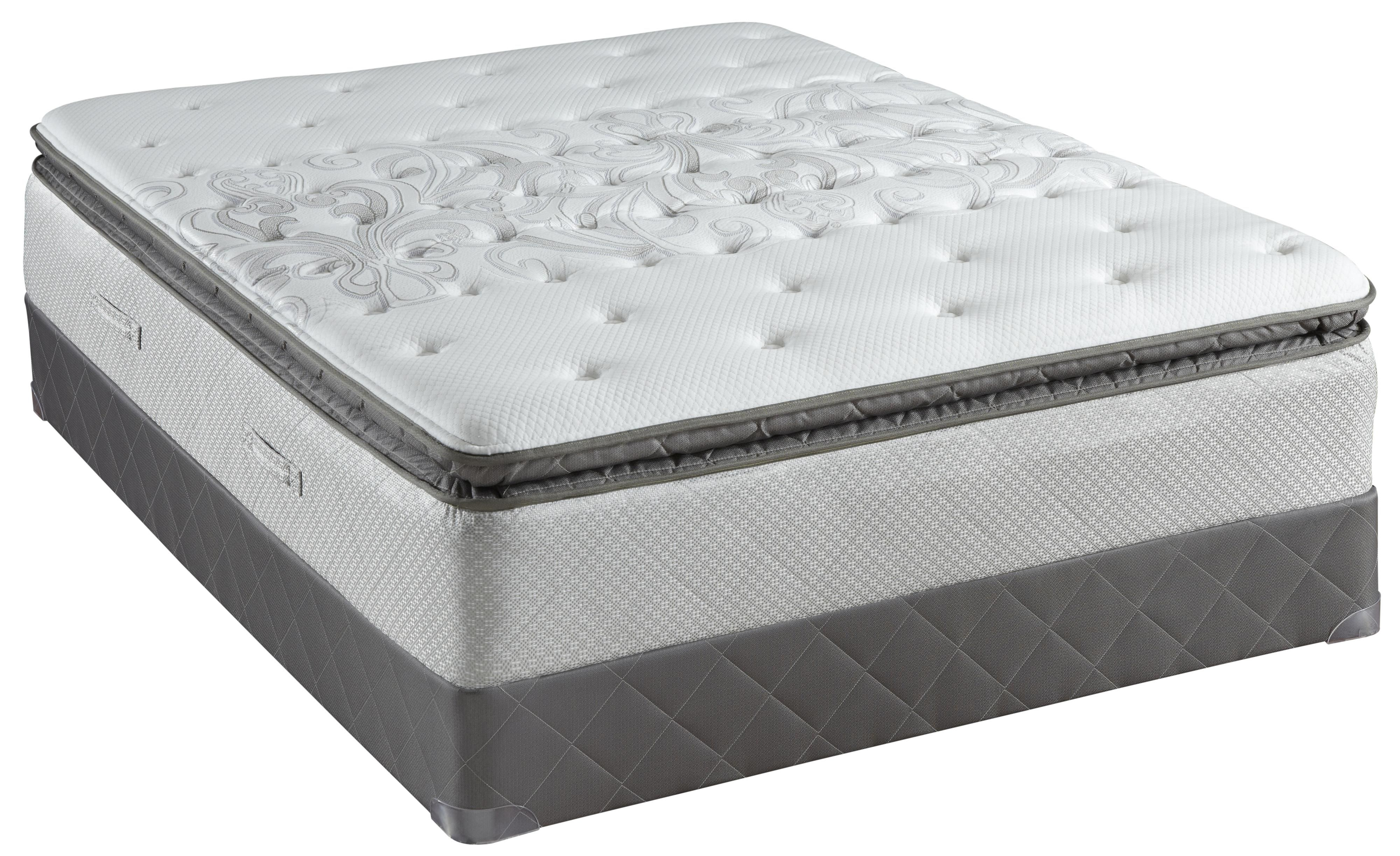 Sealy Gel Series Uniondale 2014 Full Cushion Firm Ept Mattress By