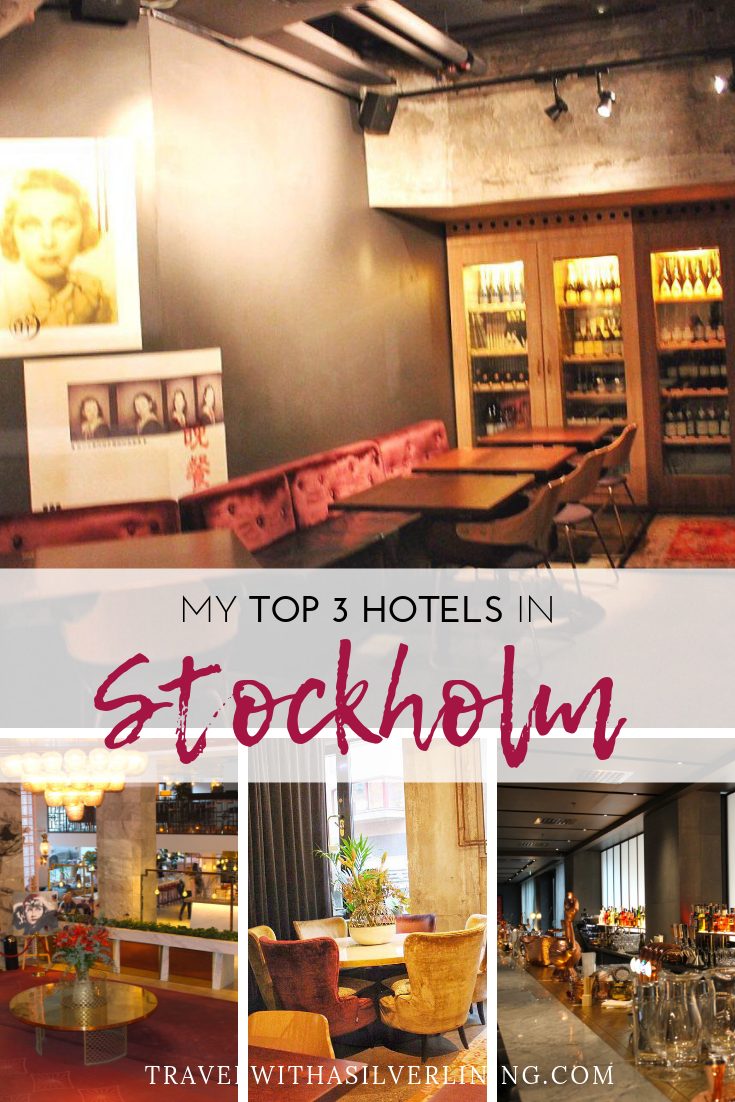 The 3 Best Boutique Hotels In Stockholm For The Design