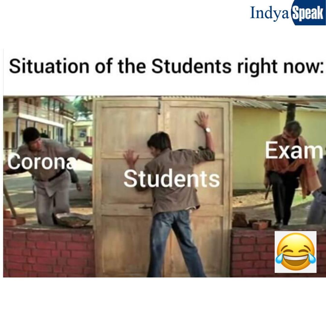 Situation Of The Students Right Now Really Funny Memes Fun Quotes Funny Very Funny Jokes