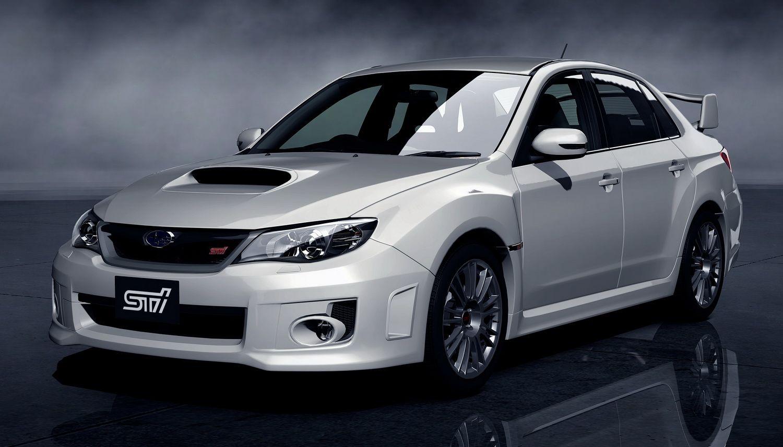 My Practical Dream Car Would Have To Be A Subaru Impreza Wrx Sti