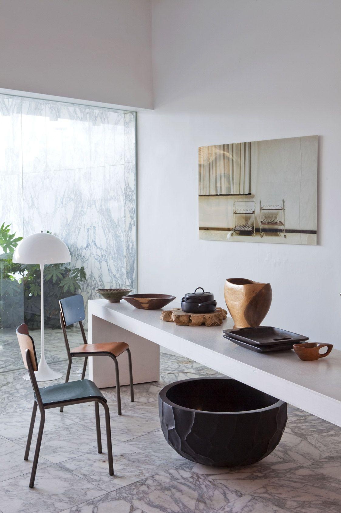 Le Monde Eclectique De Bea Mombaers Meuble Cuisine Elegante Interieur Maison