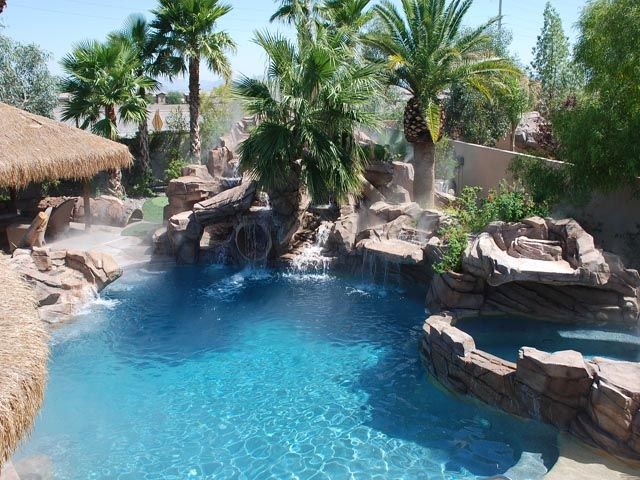 extreme pools photo gallery