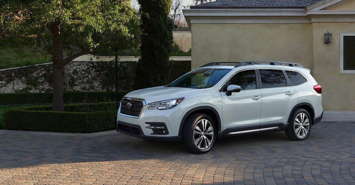 2019 Subaru Ascent Pictures Specs Performance Price Digital Trends Subaru Outback Mini Van Subaru
