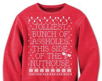 Christmas Vacation Sweater Tacky Christmas By Createmoresleepless