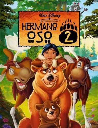 Tierra De Osos 2 Peliculas Infantiles De Disney Peliculas De Disney Hermano Oso