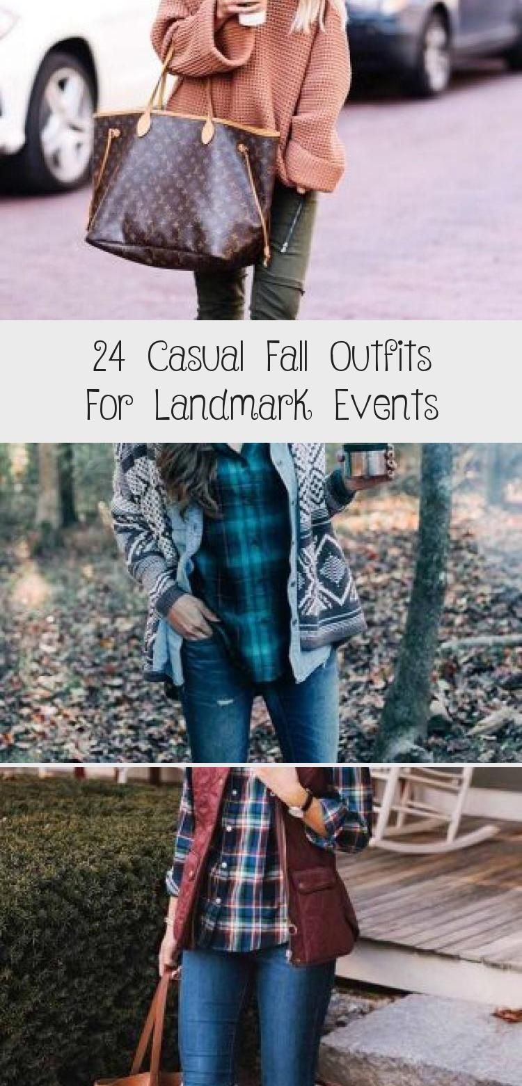 Photo of 24 trajes casuales de otoño para eventos emblemáticos