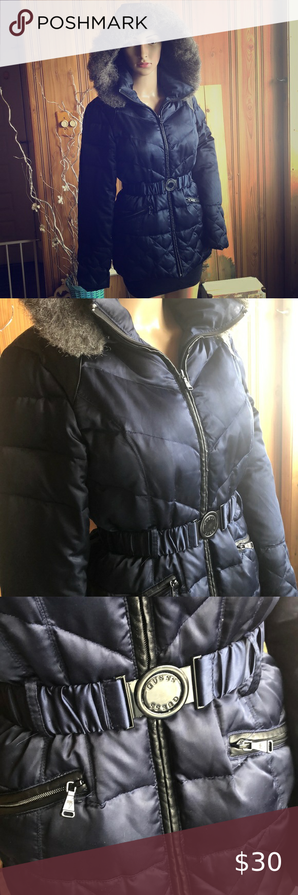 Deleting Soon Make An Offer Puffer Jacket Faux Fur Puffer Jacket Puffer Jackets Jackets [ 1740 x 580 Pixel ]