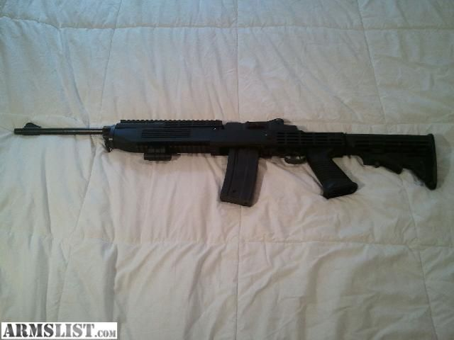 Mini-14 Tapco Stock |     For Sale/Trade: Ruger Mini 14 with recent