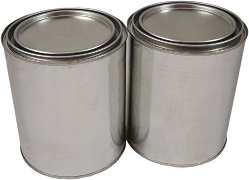 Empty Quart Paint Cans With Lids 2 Pack High Quality Empty Paint Cans Value Pack