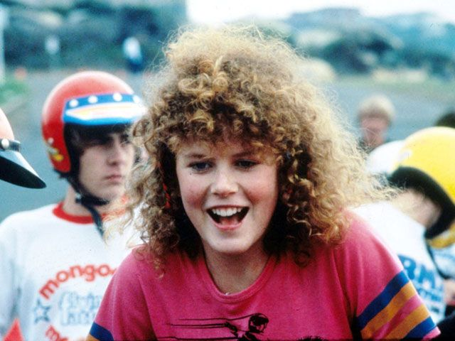a younger Nicole Kidman - what can I say?