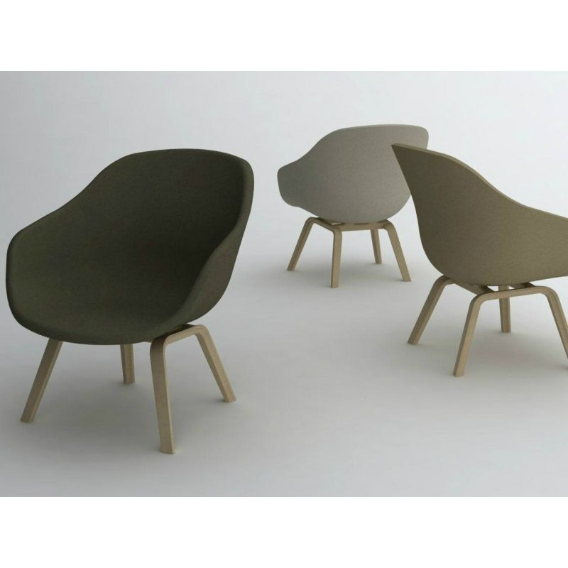 Phenomenal Fauteuil About A Lounge Chair Low Aal83 Hay Ibusinesslaw Wood Chair Design Ideas Ibusinesslaworg
