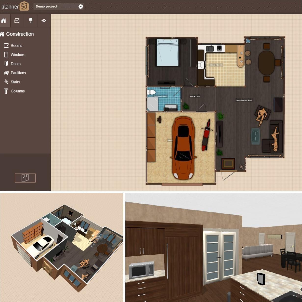 Interior Design Software 3d Arrange A Room Online Free Looks So Amazing Kitchen Room Minimalism Room Inspiring And Interes Design My Room Cool Kitchens Design