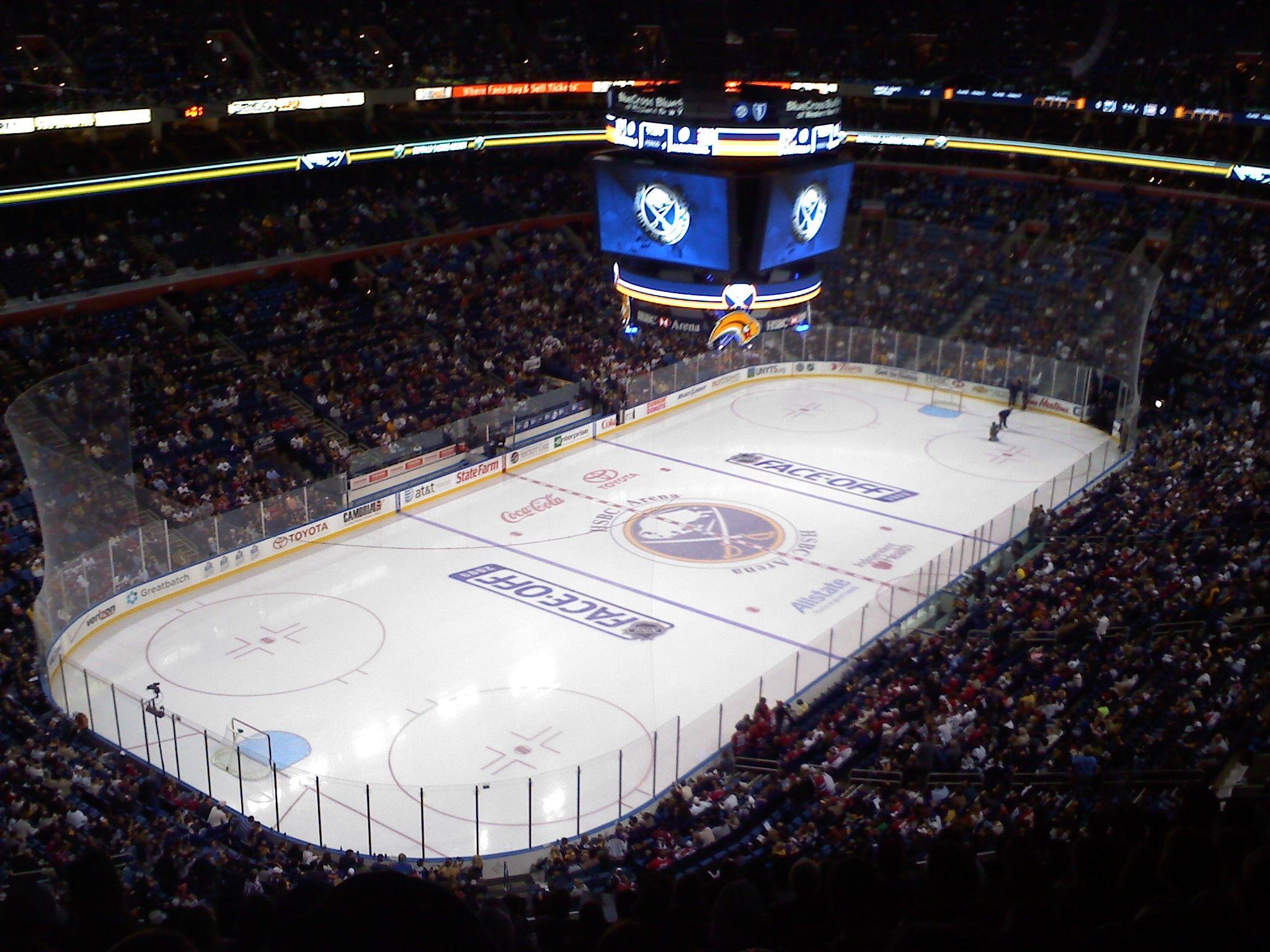 HSBC Arena Buffalo Sabres