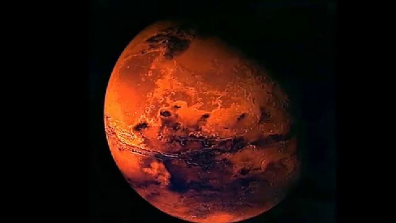 Interesting Mars Images! Hard To Explain Some of These
