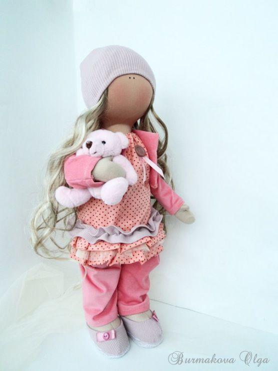 Gallery.ru / Фото #53 - Куклы интерьерные от разных ...