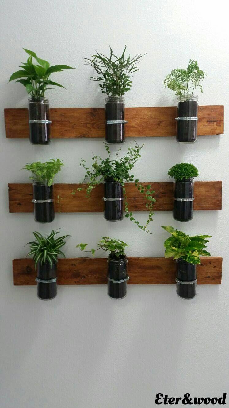 Te explicamos como hacer sof s camas estanter as mesas - Estanterias para plantas ...