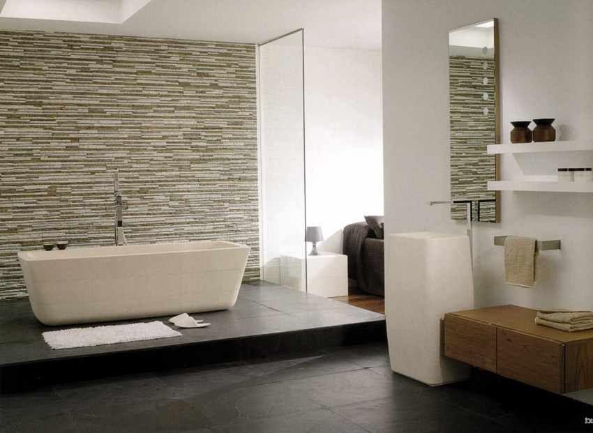 badezimmer-fliesen Interior Pinterest Wandfliesen bad - bodenfliesen für badezimmer