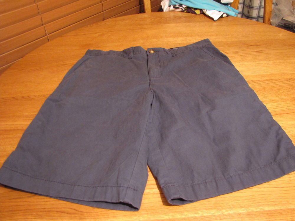 Men's Tommy Hilfiger shorts blue casual 40 NEW NWT $55 7805320 480 T43QY-40W #TommyHilfiger #shorts