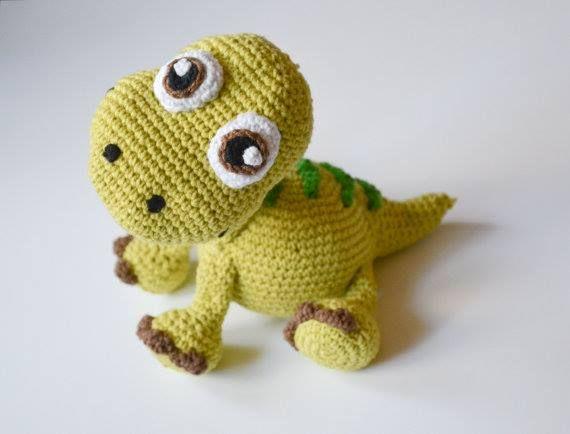 good dinosaur disney crochet   Disney Crochet!   Pinterest