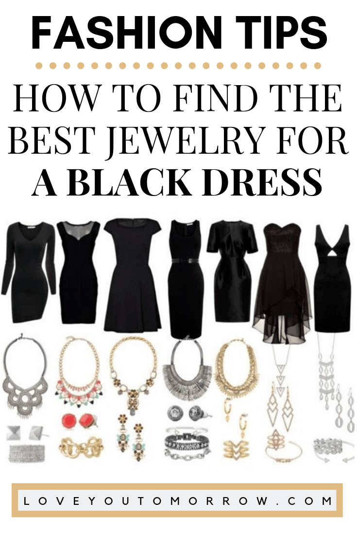 Every Woman Knows That A Little Black Dress Is Definitely A Must For Any Wardrobe Because It Black Dress Accessories Accessorize Black Dress Black Dress Formal [ 1102 x 735 Pixel ]