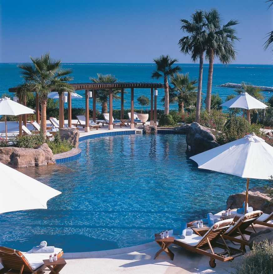 Guide To The Best Beaches Pools In Doha Qatar
