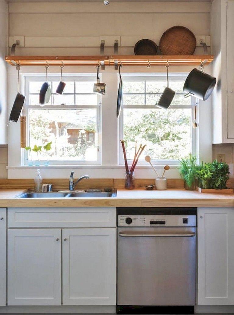 49 Wonderful Apartment Kitchen Rental Decor Ideas And Makeover