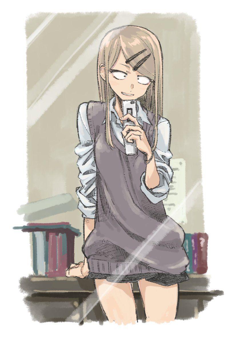 コトヤマ Cot 510 さん Twitter アニメの女の子 芸術的アニメ少女 アニメキャラクター
