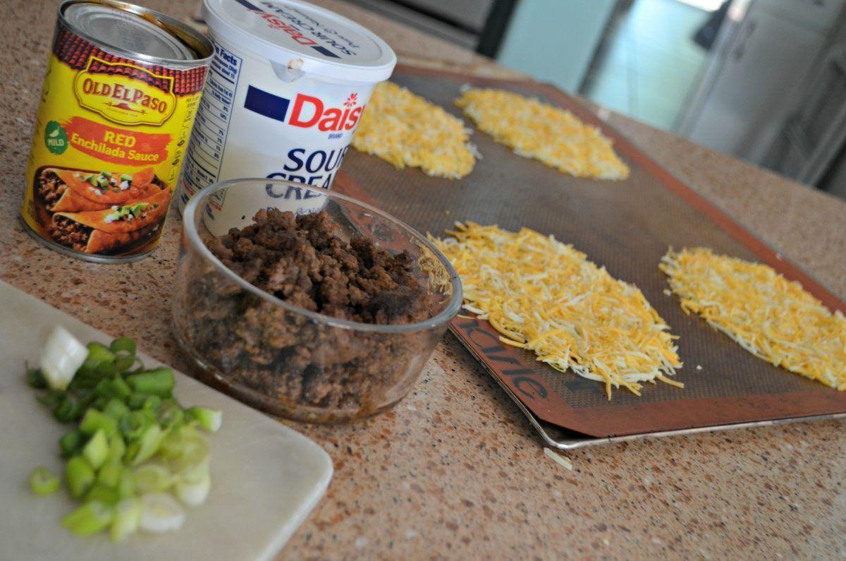 Keto Ground Beef Enchiladas In 2020