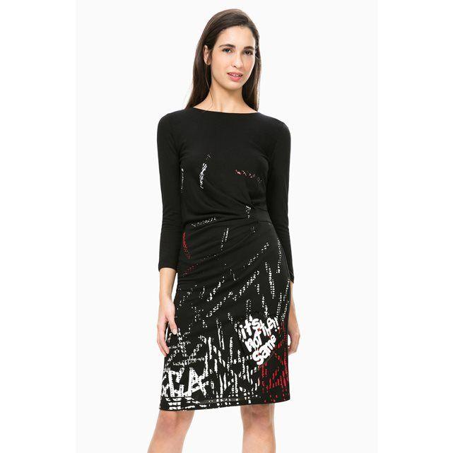 Womens Vest_castalia Dress Desigual gyphjfN2U