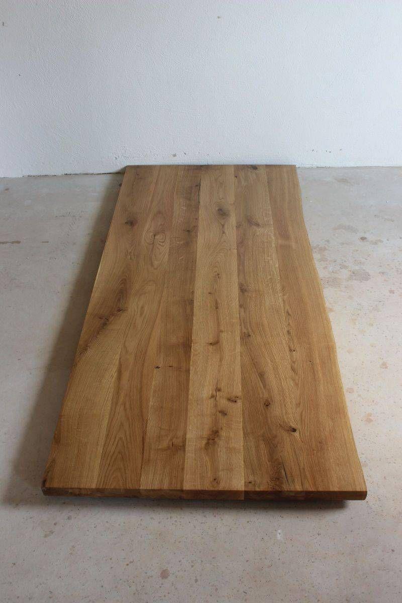 Tischplatte Massivholzplatte Eiche Wildeiche Massiv Massivholzplatte Eiche Eiche Massiv Eiche